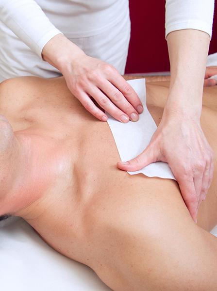 mensroom hair salon waxing